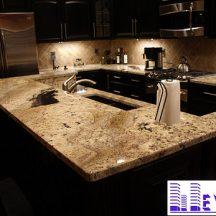Đá Granite Absolute Creme làm bàn bếp MT-DBB0047