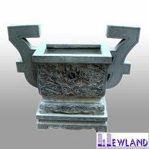 Bát hương đá MT-BHD004