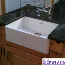 Đá Granite Angola Silver ốp lavabo MT-LVB0032