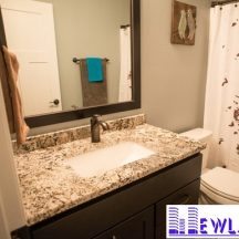 Đá Granite Biango Antique ốp lavabo MT-LVB0039