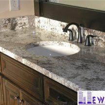 Đá Granite Delicatus ốp lavabo MT-LVB0005