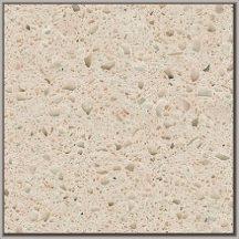 Đá Granite nhân tạo nhập khẩu Crystal Cream Beige MT-DNT0108