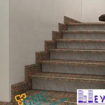 Đá Granite ốp cầu thang MT-DCT0015