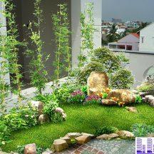 Tiểu cảnh sân vườn MT-TCV0001