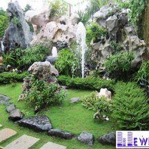 Tiểu cảnh sân vườn MT-TCV0006