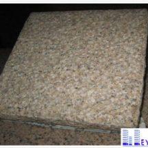 Đá bazan cubic vàng granite KT 30x30x5cm lát sân vườn MT-DCB119