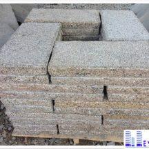 Đá bazan cubic vàng granite KT 30x60x5cm lát sân vườn MT-DCB122