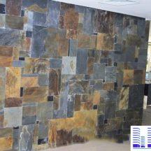 Đá Lai Châu đa sắc ốp tường MT-DDLC8