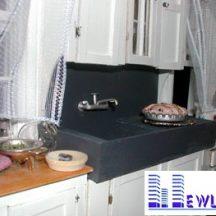 Đá Lai Châu đen ốp lavabo MT-DLC0005