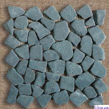 Đá dán Mosaics rối màu xanh MT-MO001