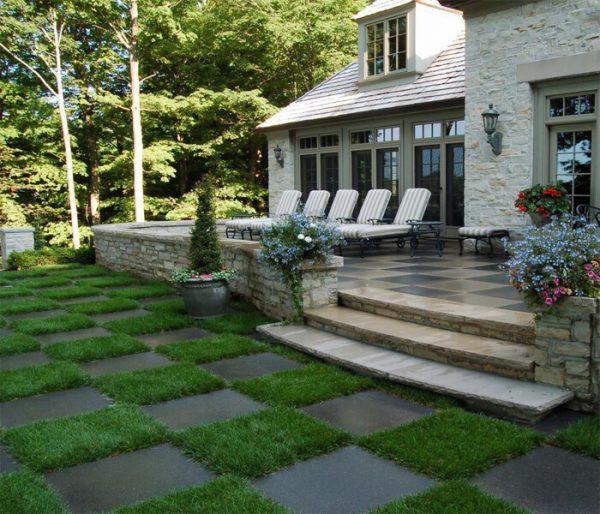 4 loại đá lát sân vườn được ưa chuộng nhất hiện nay ava