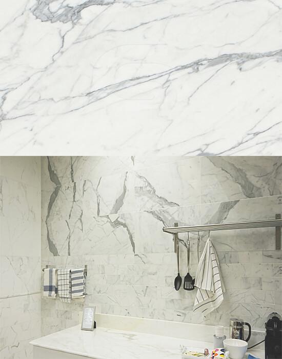 5 loại đá marble trắng đẹp miễn chê cho phòng bếp 5