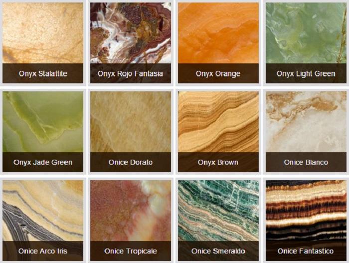 bí mật của đá onyx tự nhiên