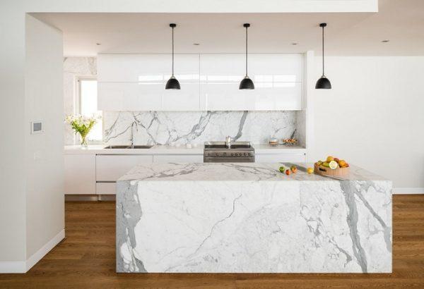 Đá marble trắng - vẻ đẹp tinh tế và hiện đại 11