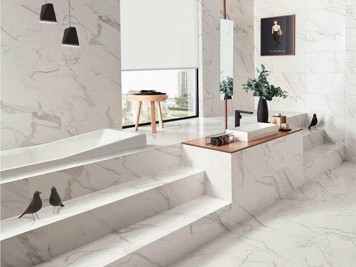 Phân biệt đá marble tự nhiên và đá marble nhân tạo 3