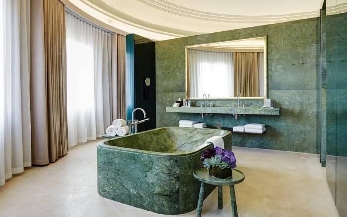Top 5 bồn tắm đá tự nhiên
