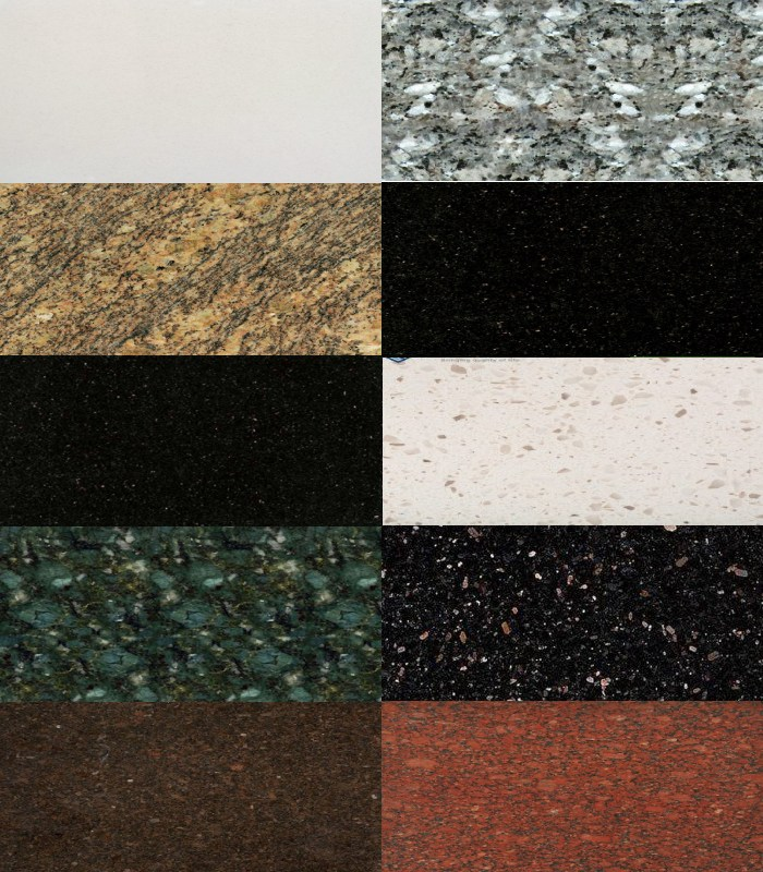 10 mẫu đá nhân tạo ốp bàn bếp bền đẹp