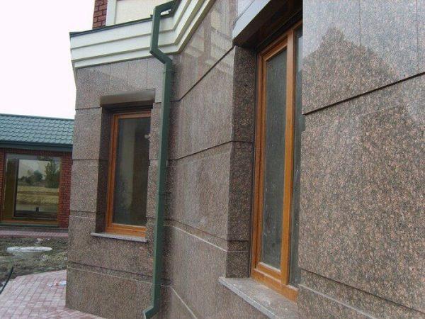 Đá granite ốp mặt tiền: vì sao nên chọn?