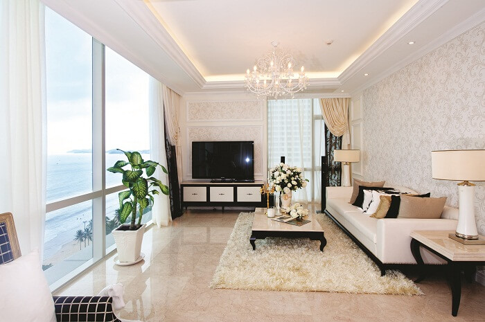 Đá marble rosa light - lựa chọn đa năng trong trang trí nội thất