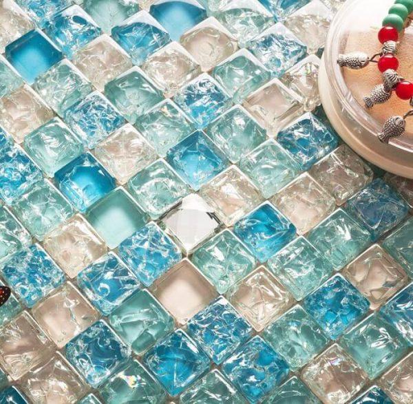 Giá đá mosaic thuỷ tinh chi tiết nhất