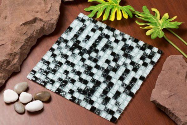 Đá mosaic tự nhiên trong so sánh với các dòng vật liệu khảm