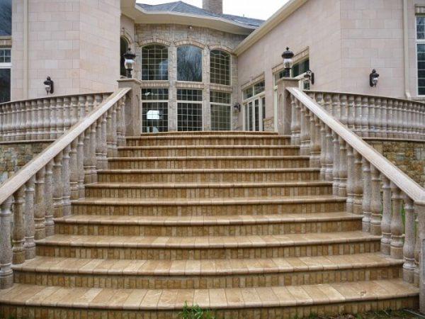 Giá đá granite ốp cầu thang mới nhất