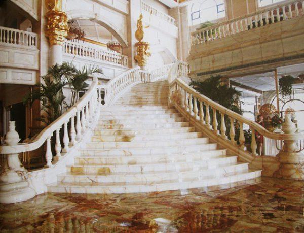 Những mẫu đá làm cầu thang đẹp 2020 bạn đang kiếm tìm-1