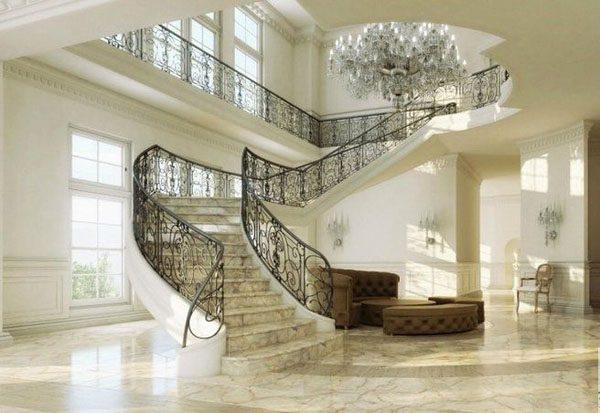 Những mẫu đá làm cầu thang đẹp 2020 bạn đang kiếm tìm-10