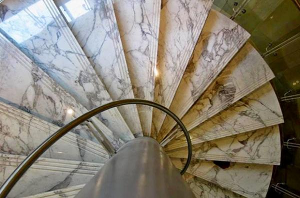 Những mẫu đá làm cầu thang đẹp 2020 bạn đang kiếm tìm-13