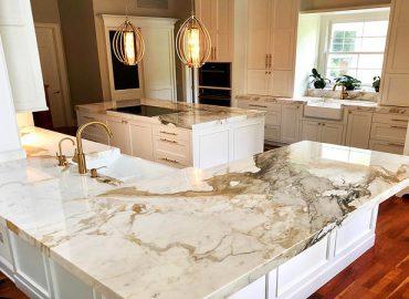 Đá marble làm mặt bếp: tại sao không?