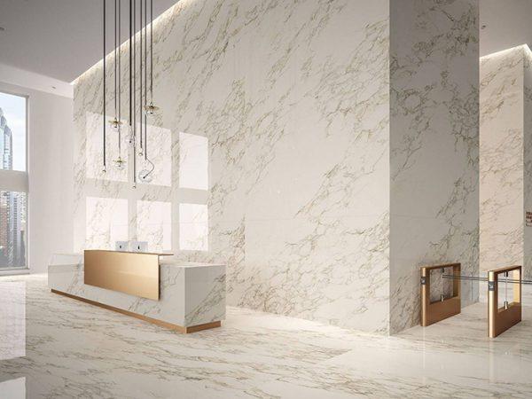 Đá marble ốp tường: nên và không nên-001