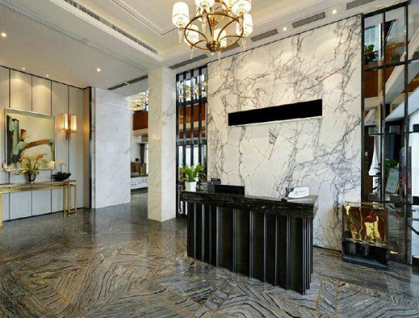 Đá marble ốp tường: nên và không nên!