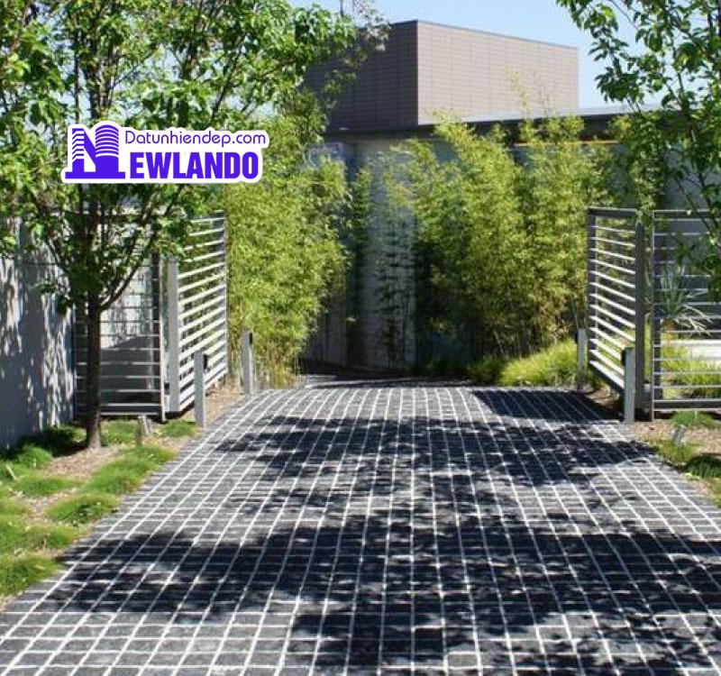 Tổng hợp những mẫu đá cubic trang trí sân vườn, vỉa hè hot nhất 2020